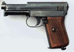 Mauser Model 1914