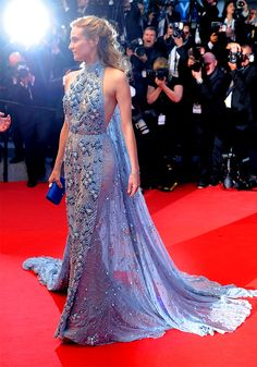 SparkLife » GO GLAM OR GO HOME: The Most Breathtaking Gowns from the Cannes Film Festival!
