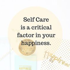 If you follow me you know that I am ALL about self care and how it contributes…