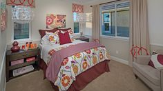 Madeira East - Plan Seven - Prado - Bedroom