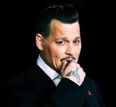 JCD II : Johnny Depp - edit © 2017 -  Murder on the Orient Express London Premiere