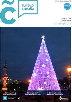 ¡¡Ya puedes descargar la guía de ocio del mes de diciembre!! #ACoruña, el mejor destino navideño » bit.ly/guia_36_ac