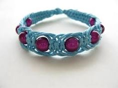 Image result for macrame bracelet