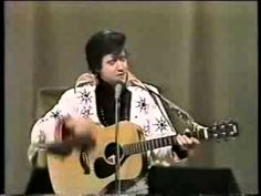 ▶ Andy Kaufman Elvis impersonation - YouTube