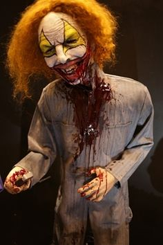 Complete Halloween Haunted House Props and Animatronics for professional and budget use