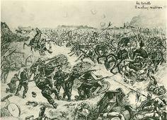 Na de gevechten bij Halen 12 augustus 1914 by mathildepaukens, via Flickr
