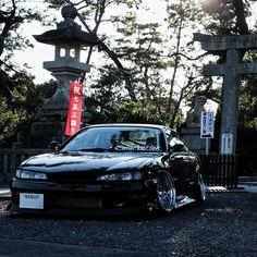 No car like a drift car. S14 240sx