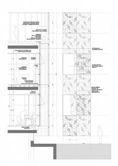 Galería - En Detalle: Cortes Constructivos / Celosías - 20