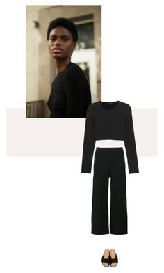 """/"" by darkwood ❤ liked on Polyvore featuring Calvin Klein Collection, Helmut Lang and Roland Mouret"