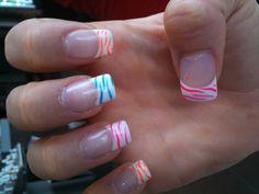 Zebra tips - April 27,2012