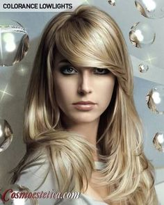 blonde hair with lowlights. Absolutely love everything about this! this is the ultimate bombshell!