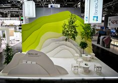 nature exhibition booth design - Tìm với Google                                                                                                                                                                                 More