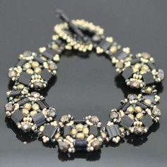Layered Tila Bracele
