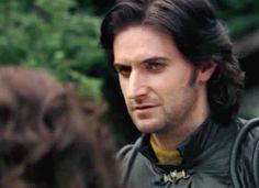 Richard Armitage as Guy of Gisborne (gif)
