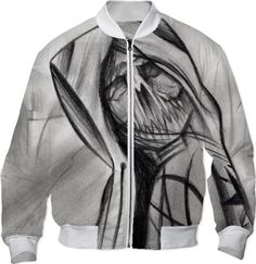 A BOMBERJACKET from Print All Over Me