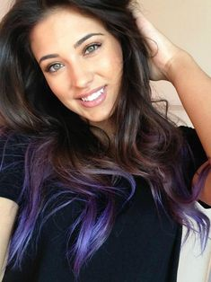 Antonia from Romania.her purple hair! Beautiful Models, Beautiful Actresses, Most Beautiful Women, Beautiful People, Purple Hair, Ombre Hair, Purple Ombre, Romanian Women, Color Your Hair