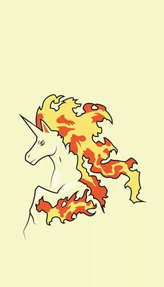 Ponyta #pokemon