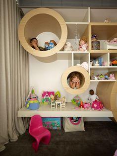 Kids' Bedroom - Seat