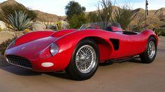 1961 Ferrari 250 TR 83...hot curves baby!