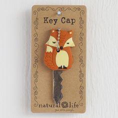 Fox Key Cap From Natural Life