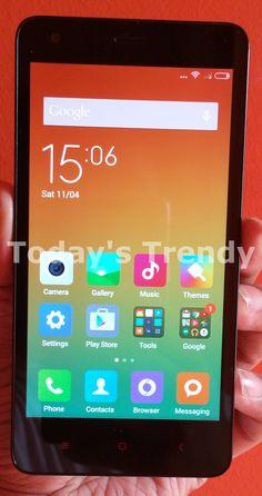 Xiaomi Redmi 2 front