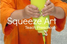 Squeeze art: a beginner's exploration of the world of art
