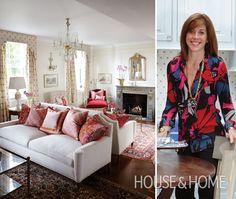 I love Sarah's designs! Photo Gallery: Sarah Richardson Designs | House & Home