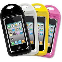 Aqua Box Waterproof Smartphone Case, White