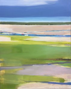 mary rountree moore language of light + kiki slaughter outside the lines + katy schneider flower portraits may 2017 Landscape Artwork, Contemporary Landscape, Abstract Landscape, Abstract Art, Abstract Paintings, Art Paintings, Source Of Inspiration, Painting Inspiration, Peony Painting