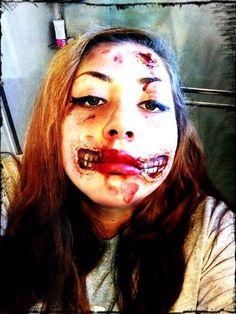 #Halloween #SephoraSelfie