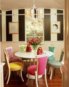 Uberlegen Farbe Stühle