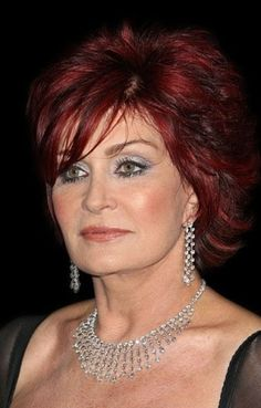 Consider, sharon osbourne hairstyles short hair mom xxx picture all?