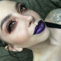 "1,472 Likes, 42 Comments - Steffanie Strazzere (@sstrazzere) on Instagram: "" On my eyes is @limecrimemakeup Venus palette. And the eyeliner is @nyxcosmetics black liquid…"""