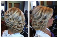 Loosely Braided Side Bun for Prom. Because I don't know what I've already pinned!