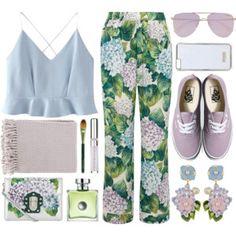 Summer Picnic: Pastel Florals