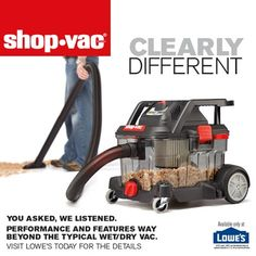 Shop Vac Hepa Filter Lowes