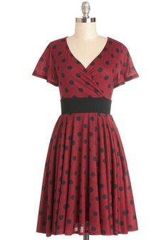 Feeling Footloose Dress In Red http://thefashionjoe.tumblr.com/post/81858368506/feeling-footloose-dress-in-red
