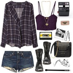 grunge outfit ideas 2017 (10)