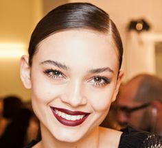20 Gorgeous Vampy Lips to Try This Fall via Brit + Co