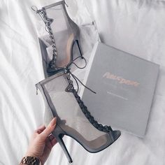 best ideas for fashion shoes heels booties Heeled Boots, Bootie Boots, Shoe Boots, Shoes Heels, Rain Boots, Ankle Boots, Grey Heels, Grey Boots, High Heel Boots