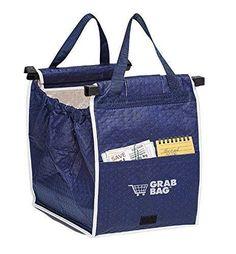 14.76$  Buy now - http://vimhs.justgood.pw/vig/item.php?t=bqomjt3952 - Original Insulated Grab Bag Hot or Cold Reusable Grocery Bag GRABBAG