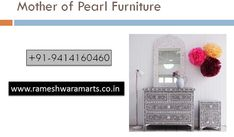 Rameshwaram Arts & Crafts Company is manufacturer designer of luxury furniture. We are exporting of Mother of Pearl Furniture . Home Decor Furniture, Luxury Furniture, Furniture Design, Mirror Shapes, Art And Craft Design, Beautiful Mirrors, Best Mother, Furniture Manufacturers, Mother Pearl