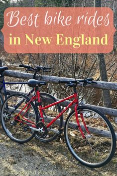 The many rail trails in the Northeast are great for getting outdoors and walking, running, or cycling. Try one of these top 5 bike rides in New England. Lake Champlain, Cycling News, Cycling Art, Cycling Quotes, Cycling Jerseys, Bike Ride Quotes, Cape Cod, New England Travel, Boston