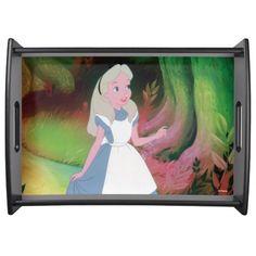 Alice in Wonderland Film Still 1. Regalos, Gifts. #Bandejas #Serving #Trays