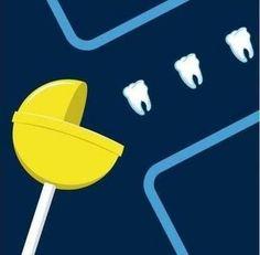 Pac-Man in dentistry!