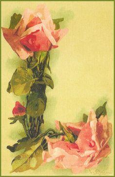 7 das Artes: Catherine Klein - Alfabeto de Flores.