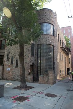 miller architecture chicago old town - Google Search