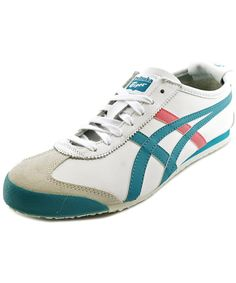 ONITSUKA TIGER BY ASICS | Onitsuka Tiger By Asics Mexico 66   Round Toe Leather  Sneakers #Shoes #Sneakers #ONITSUKA TIGER BY ASICS