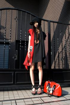 Harajuku street fashion | Harajuku