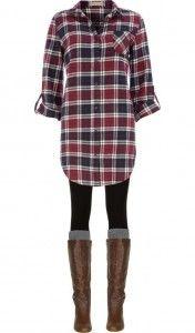 blousejurk-shirt-dress